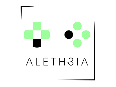 LOGOTYPE ALETH3IA